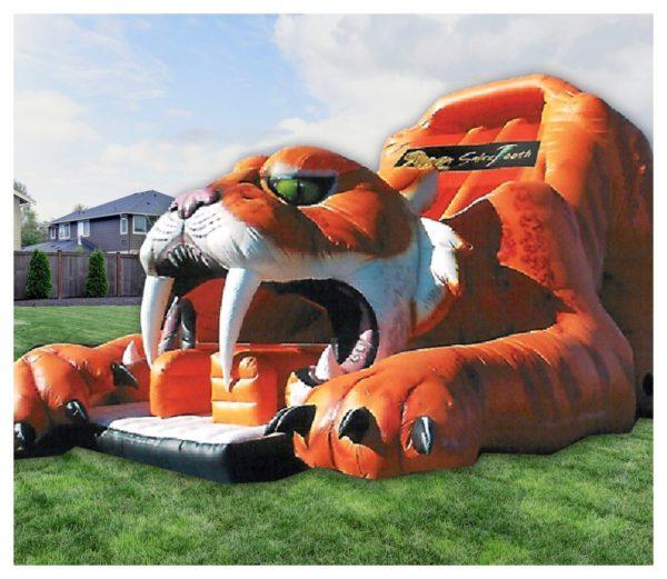 Sabretooth Tiger Slide