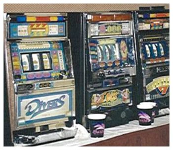 Slot Machine Rentals